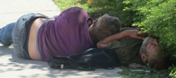 drunks lying on pavement together,alcohol suicide